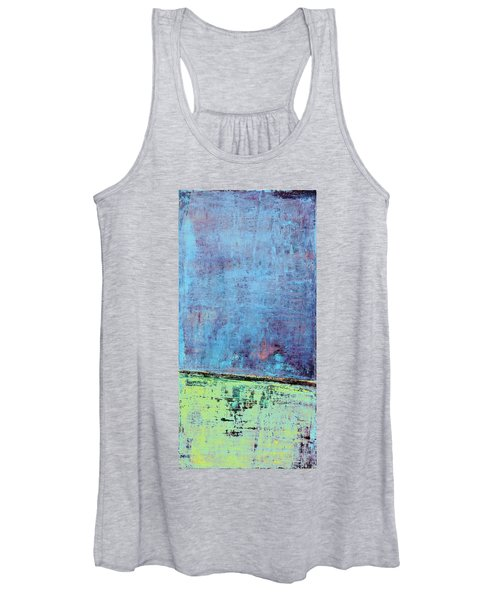 Art Print Sierra 14 Women's Tank Top