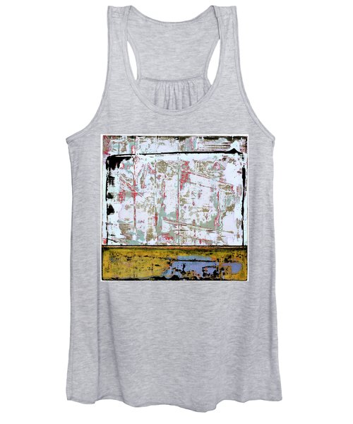 Art Print Square 9 Women's Tank Top