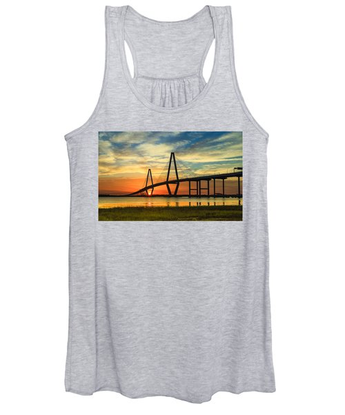 Arthur Ravenel Jr. Bridge - Charleston Sc Women's Tank Top