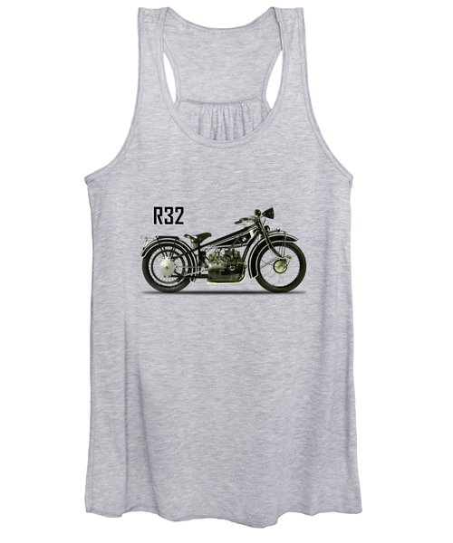 The R32 Motorcycle Women's Tank Top