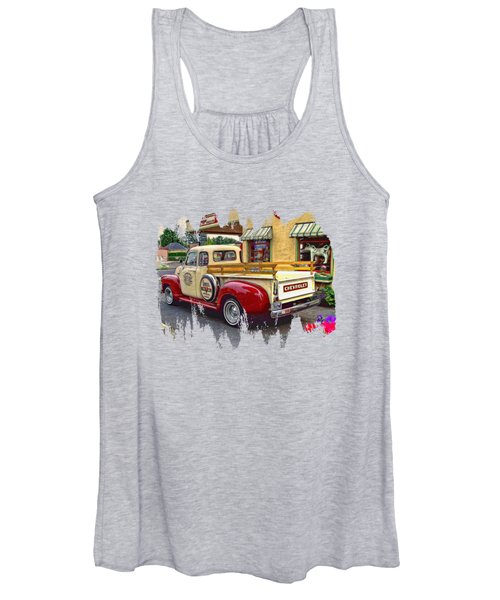 1949 Chevy Truck Women's Tank Top