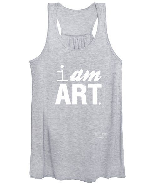 I Am Art- Shirt Women's Tank Top