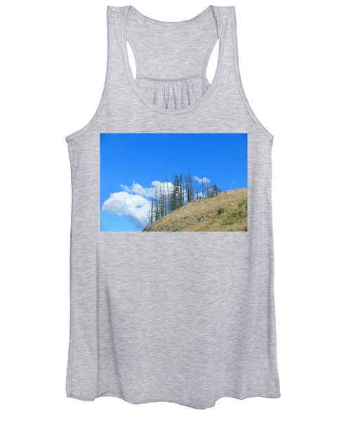 At The End Of The World Women's Tank Top