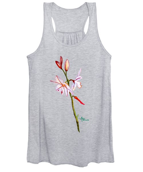 A Single Lily Women's Tank Top