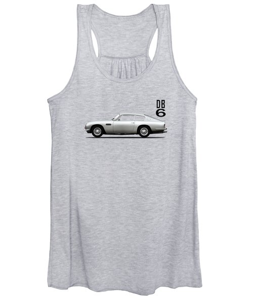 The Aston Db6 Women's Tank Top