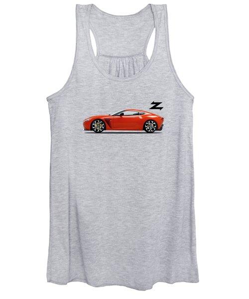 The Zagato V12 Women's Tank Top
