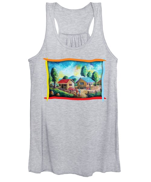 Hanging Around Women's Tank Top