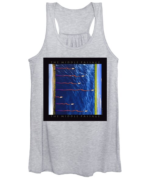 The Middle Passage Women's Tank Top