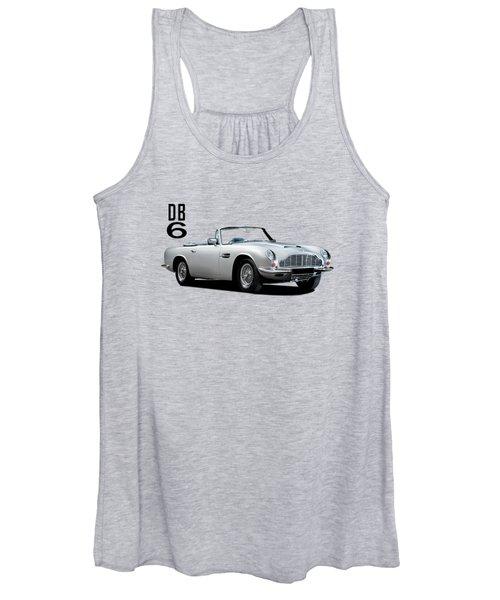 Aston Martin Db6 Women's Tank Top