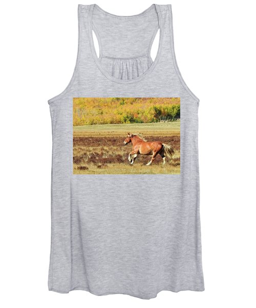 Aspen And Horsepower Women's Tank Top