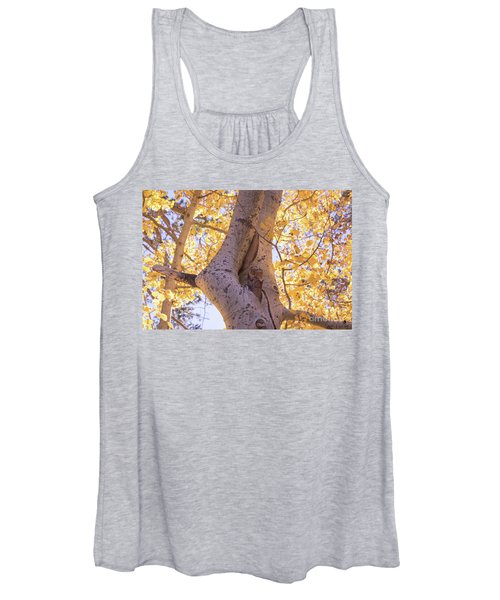 Aspens  Women's Tank Top