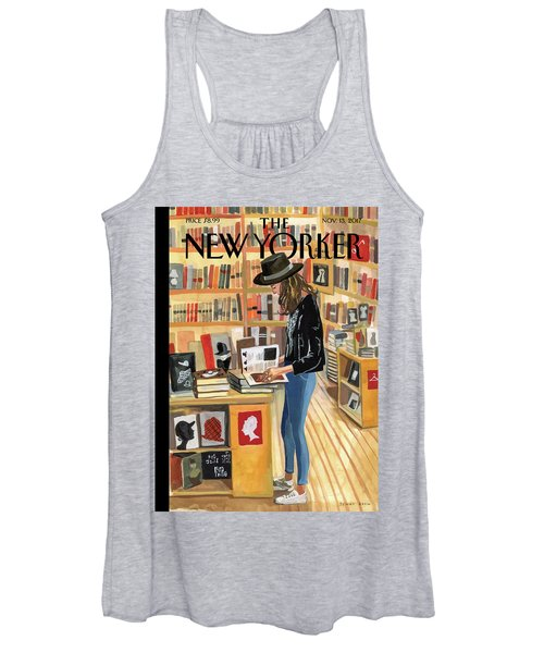 At The Strand Women's Tank Top