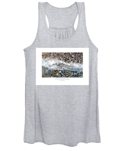 At The Waters Edge Women's Tank Top