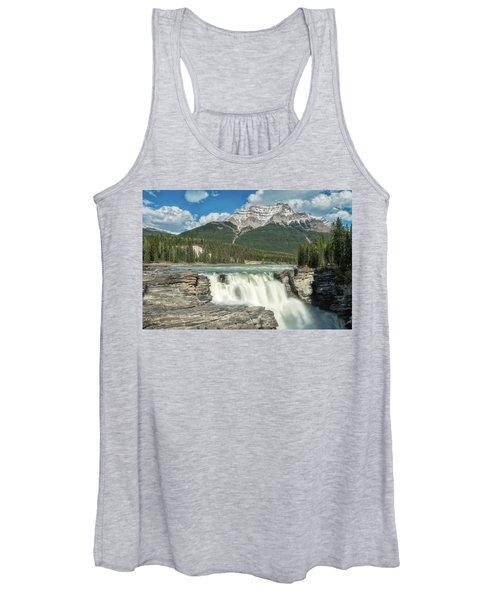 Athabasca Falls Women's Tank Top