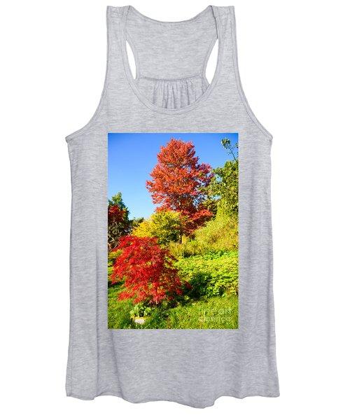 Autumn Colours Women's Tank Top
