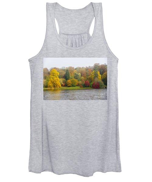 Autumn Colous Women's Tank Top