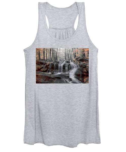 Autumn In Spring Infrared Women's Tank Top