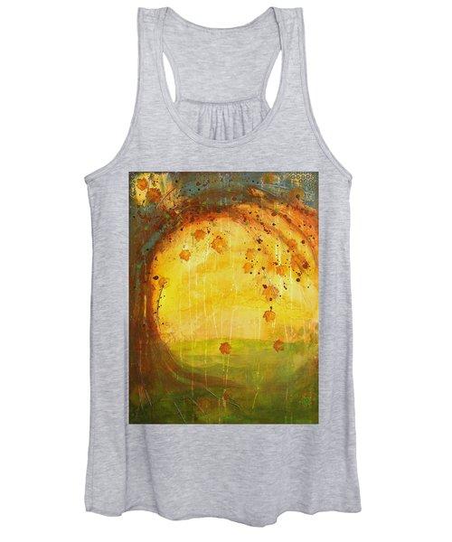 Autumn Leaves - Tree Series Women's Tank Top