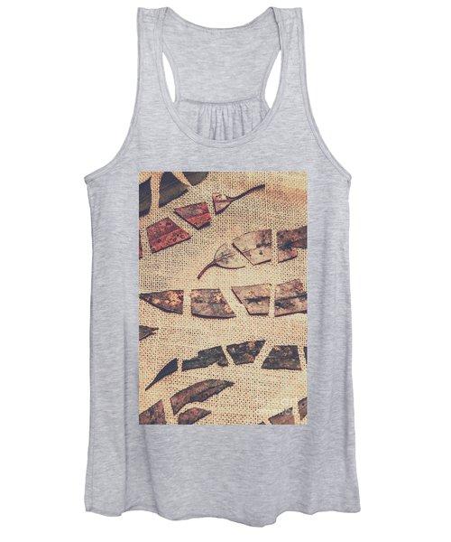 Autumnal Break Women's Tank Top