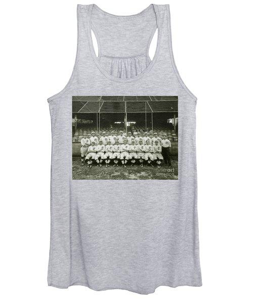 Babe Ruth Providence Grays Team Photo Women's Tank Top
