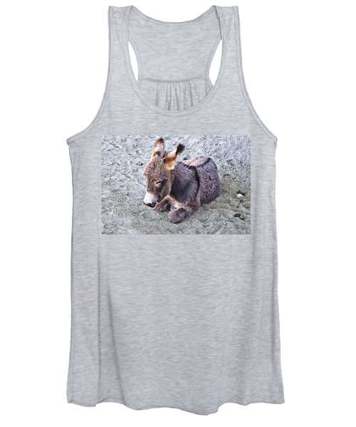 Baby Burro Women's Tank Top