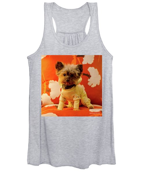 Baby Mel In Pjs Women's Tank Top