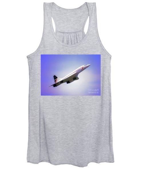 Bac Concorde  Women's Tank Top