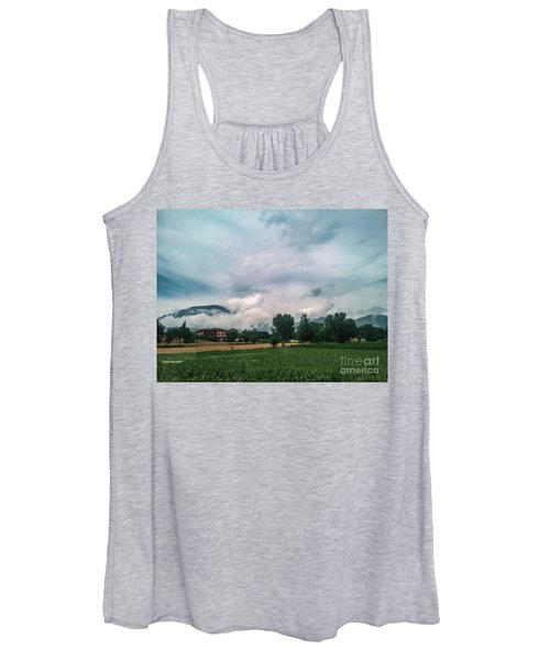 Back To Roma Women's Tank Top