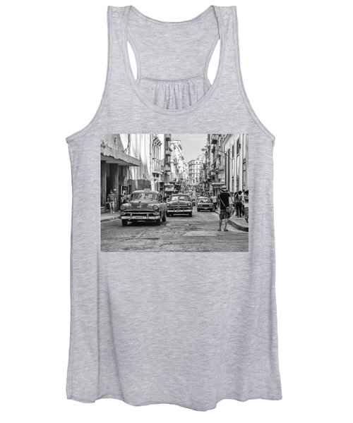 Back To The Past Women's Tank Top