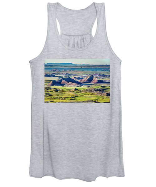 Badlands National Park Women's Tank Top