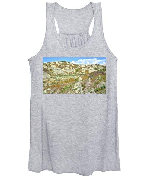 Badlands Of Wyoming Women's Tank Top
