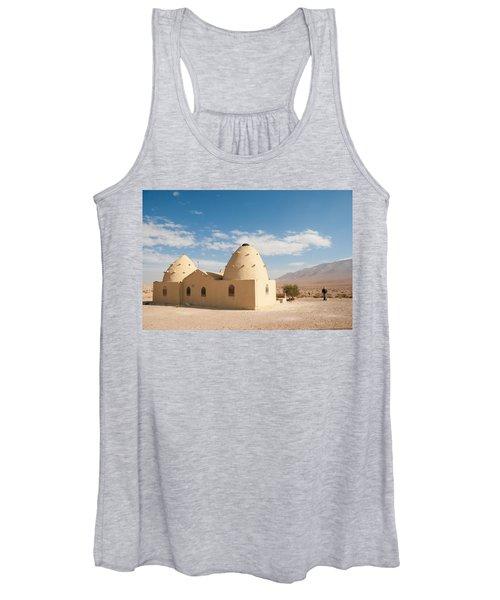 Bagdad Cafe In The Desert Women's Tank Top