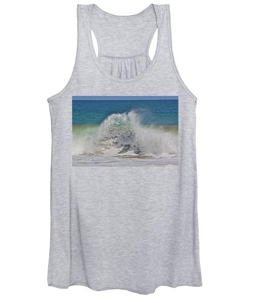 Baja Wave Women's Tank Top