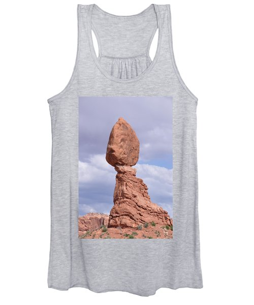 Balance Rock Women's Tank Top