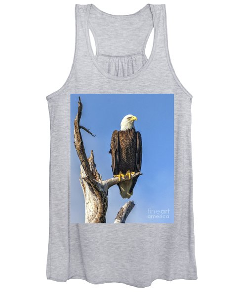 Bald Eagle 6366 Women's Tank Top