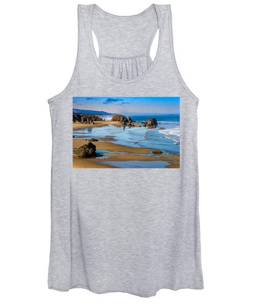 Bandon Beach Women's Tank Top