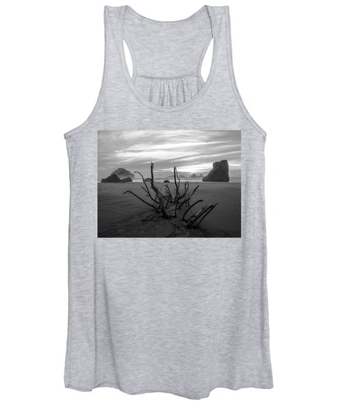 Bandon Beach Tree Women's Tank Top