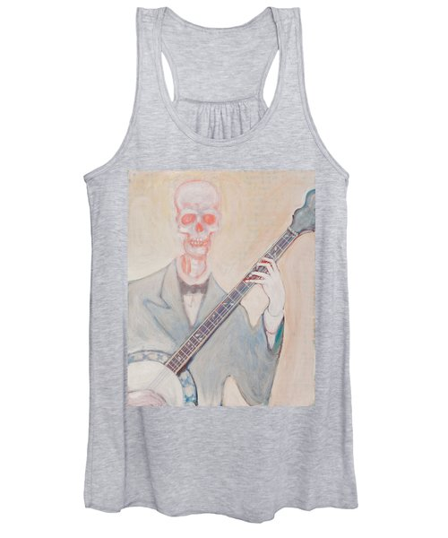Banjo Bones Women's Tank Top