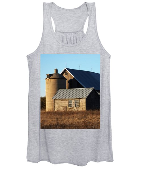 Barn At 57 And Q Women's Tank Top