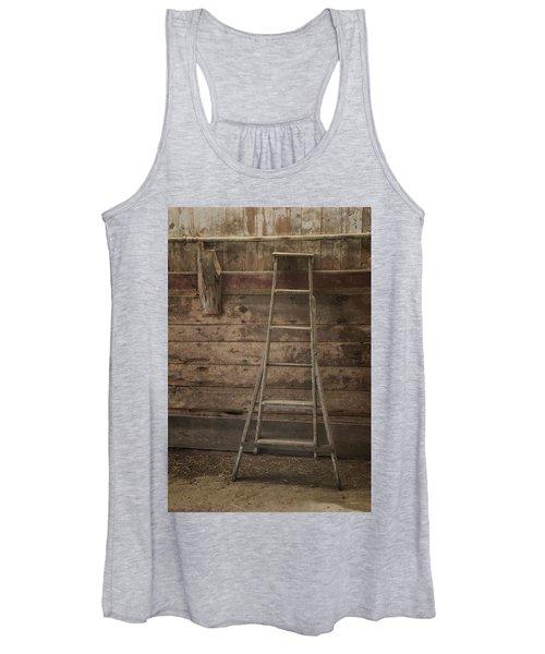 Barn Ladder Women's Tank Top