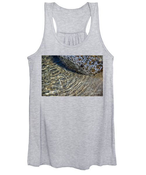 Barnacles And Reflection Women's Tank Top
