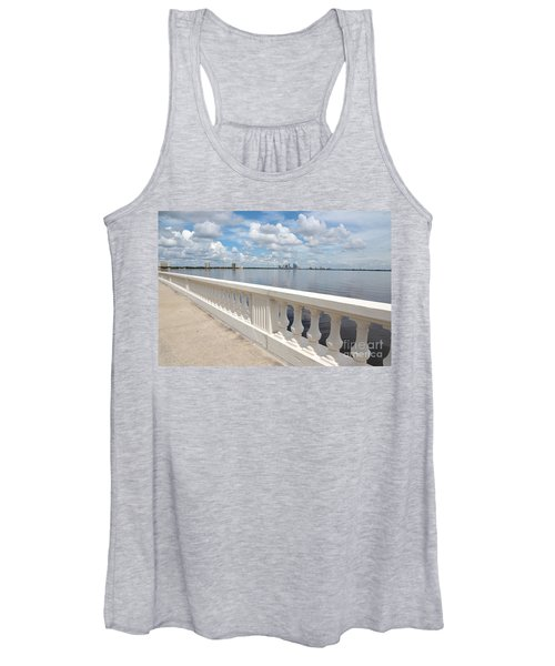 Bayshore Boulevard Balustrade Women's Tank Top