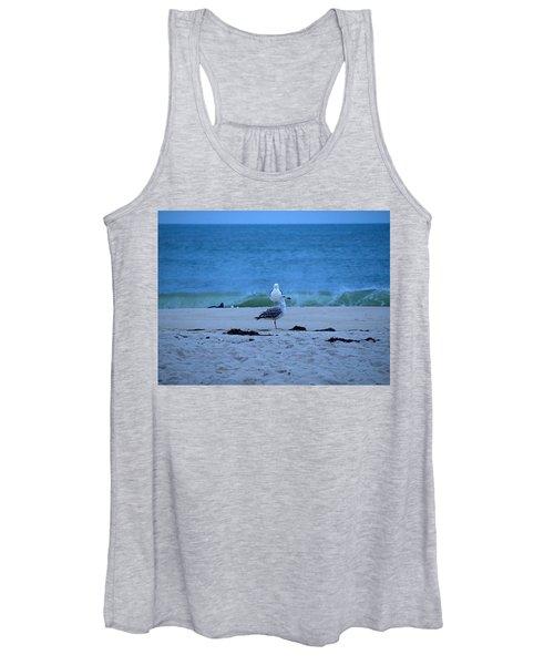 Beach Birds Women's Tank Top
