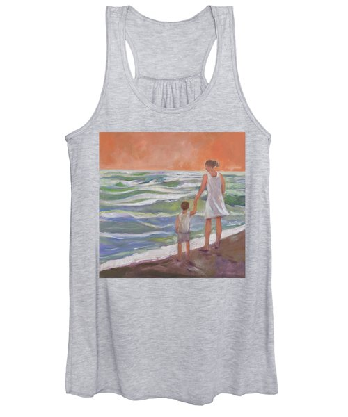 Beach Boy Women's Tank Top