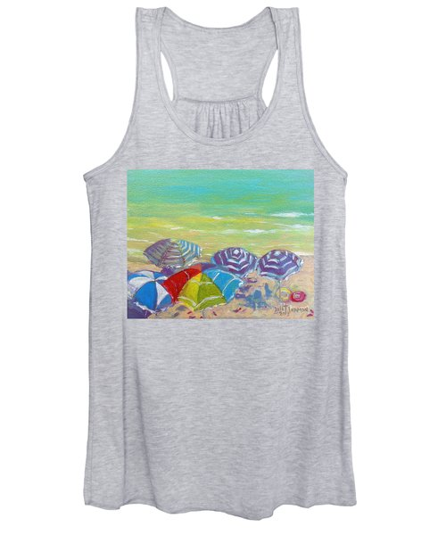 Beach Is Best Women's Tank Top