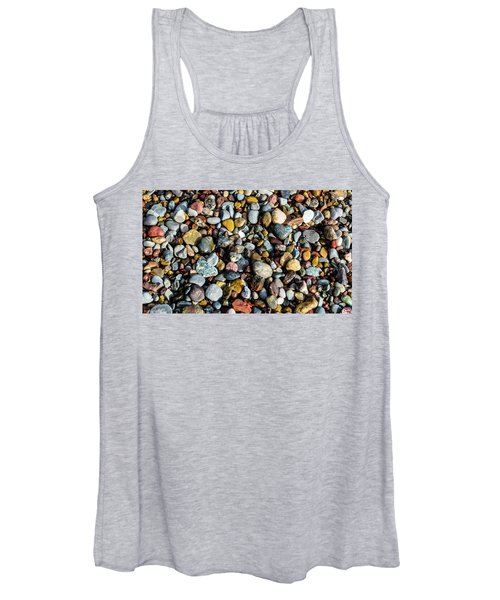 Beach Rocks Women's Tank Top