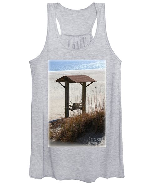 Beach Swing Women's Tank Top