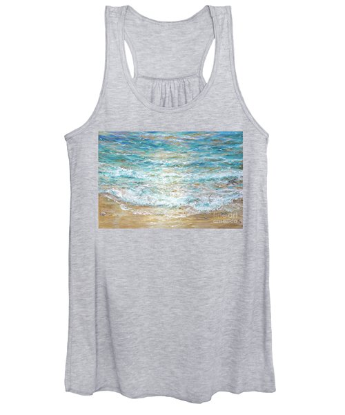 Beach Tide Women's Tank Top