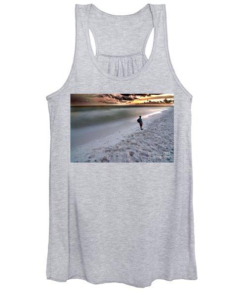 Beach Walk Women's Tank Top