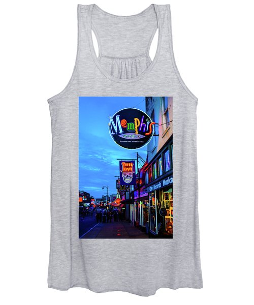 Beale Str. Blues  Women's Tank Top